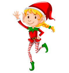 Christmas Clipart Elf Vector Images (over 210).
