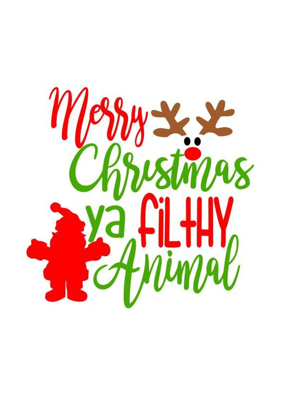 Christmas SVG, Christmas Saying SVG, Santa SVG, Christmas.
