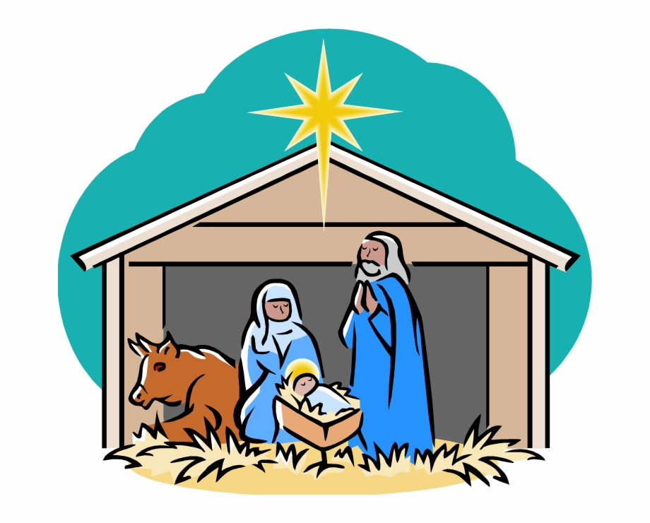 Christmas Church Cliparts.