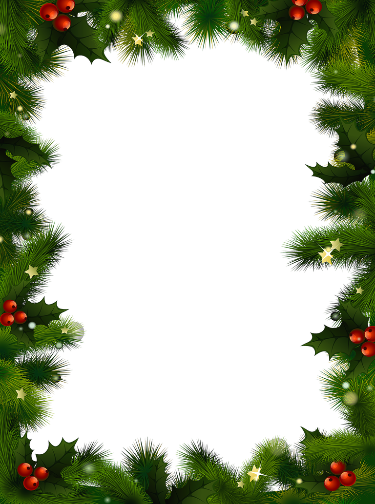 Christmas Border Clipart Free Microsoft.