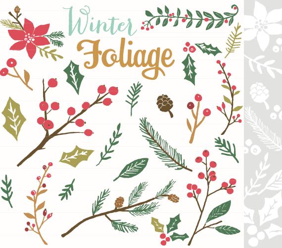 Winter Foliage.