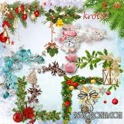 Christmas clipart for photoshop 5 » Clipart Portal.