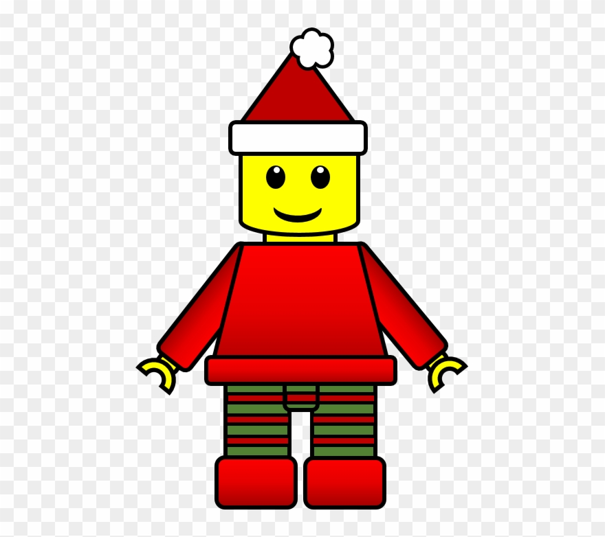 Christmas Lego Inspired Kids Clipart For Teachers Lego.