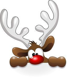 Reindeer Clip Art Images Free For Commercial Use.