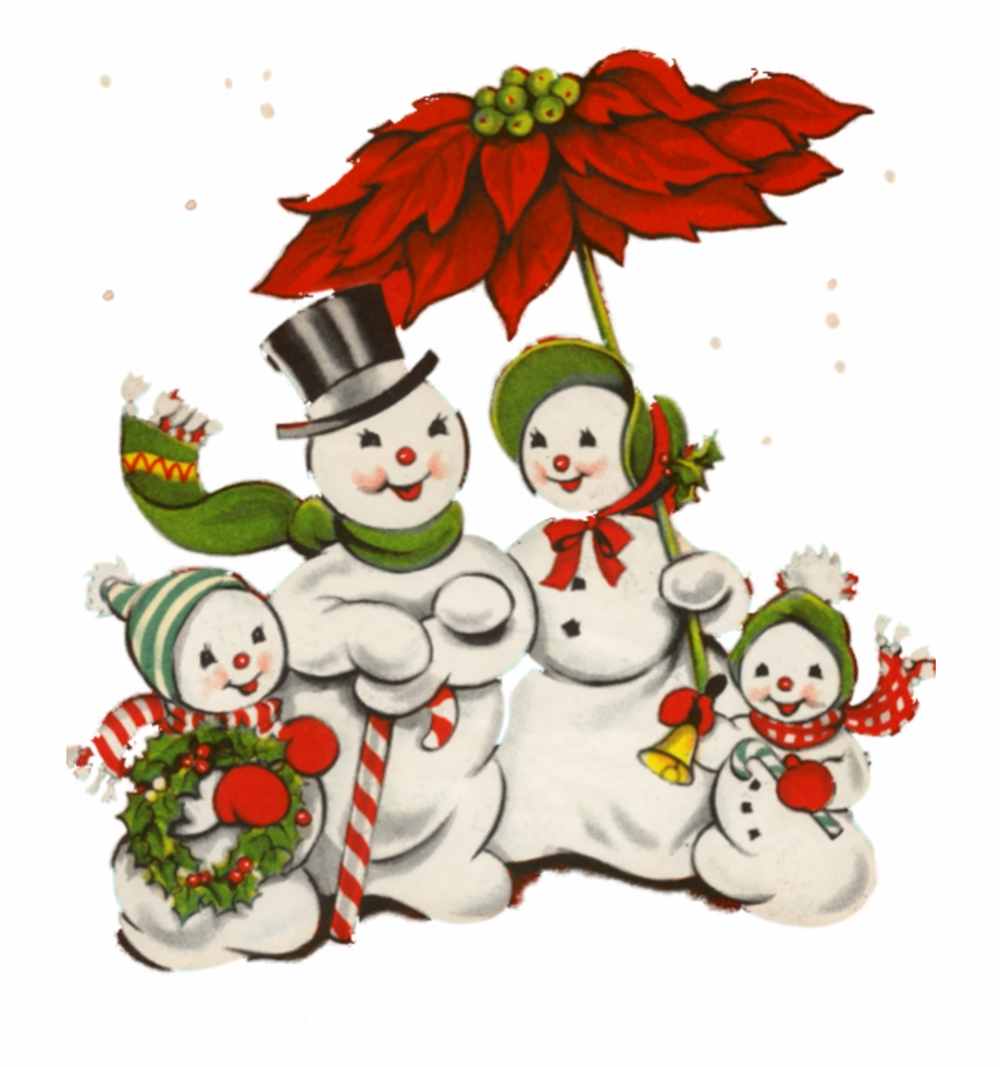 Vector Stickers Christmas Vintage Christmas Clipart Free.