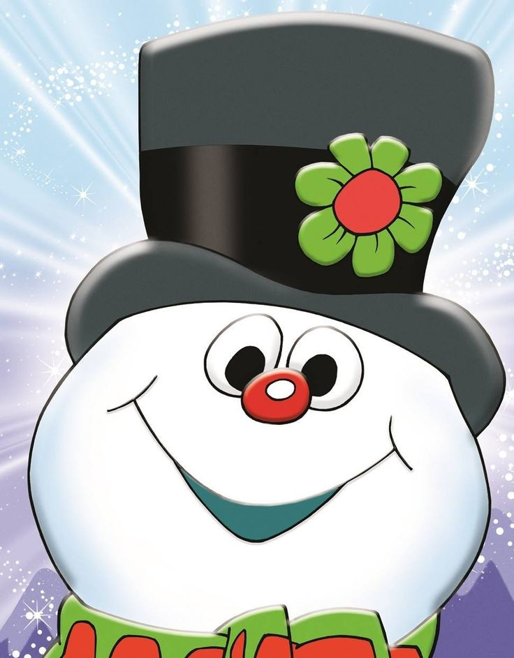 christmas clipart frosty the snowman