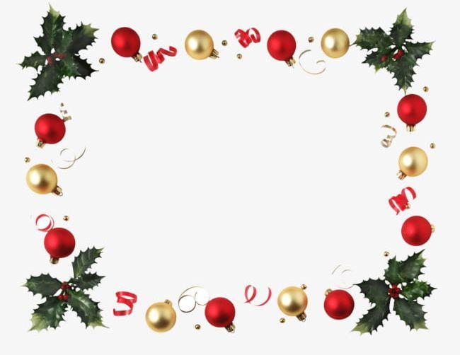 Christmas Frame PNG, Clipart, Christmas, Christmas Clipart.