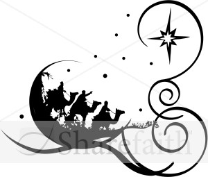 Free Religious Christmas Clipart Images.
