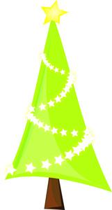 Modern Christmas Clipart.
