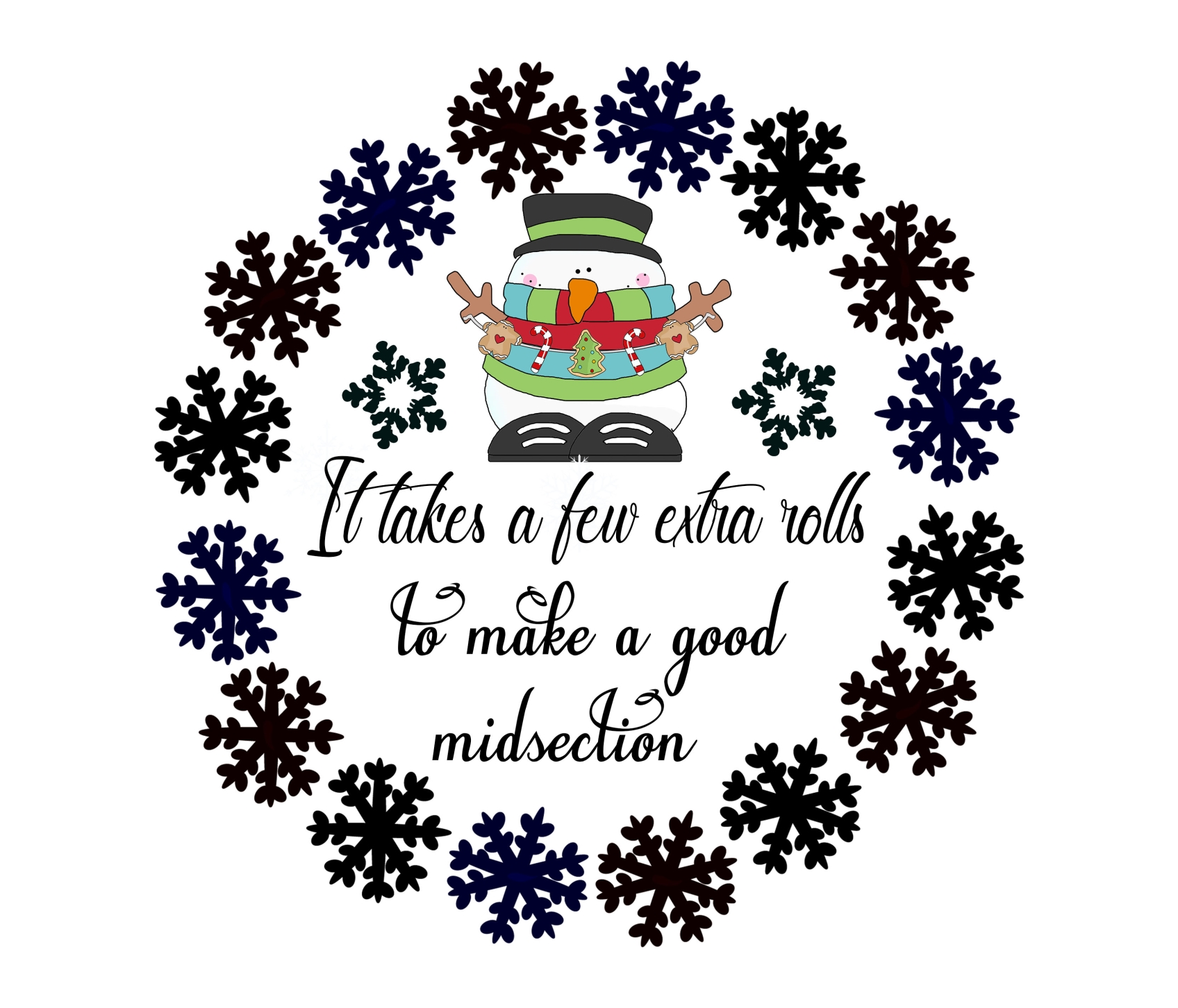 Funny Christmas Quotes, Funny Christmas Sayings, JPG or SVG.