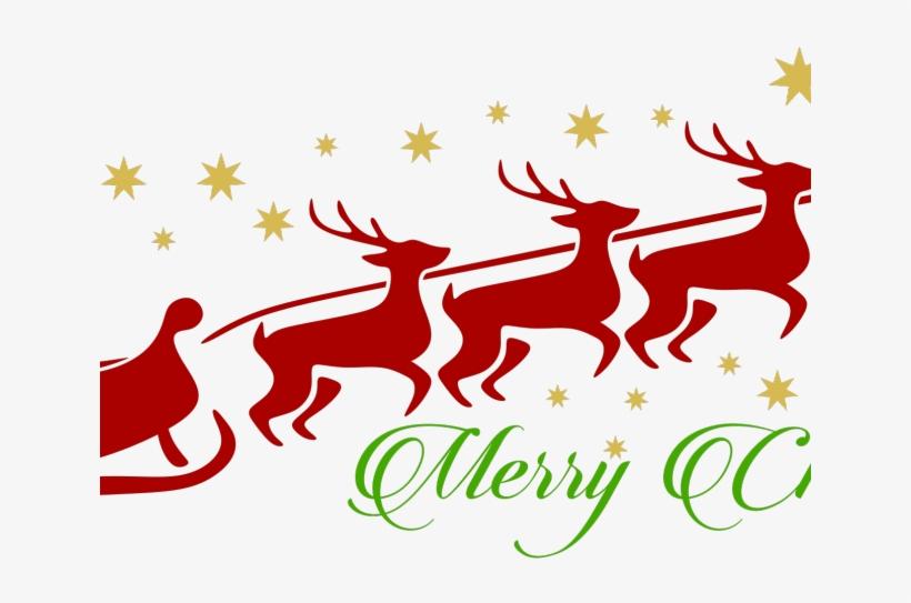 Reindeer Clipart Santa Reindeer.