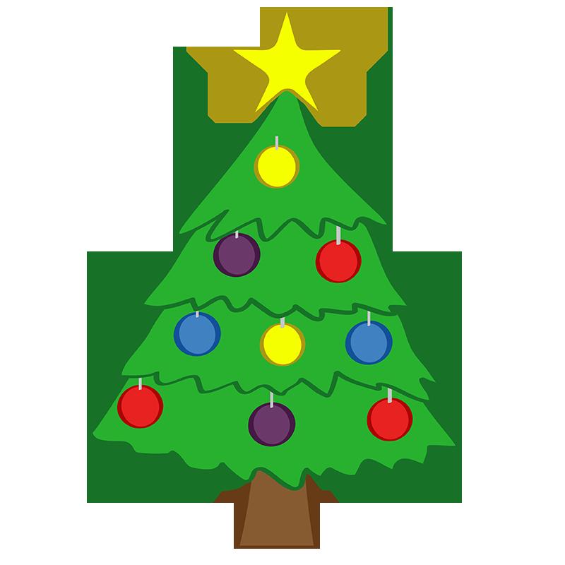 Christmas School Clipart.