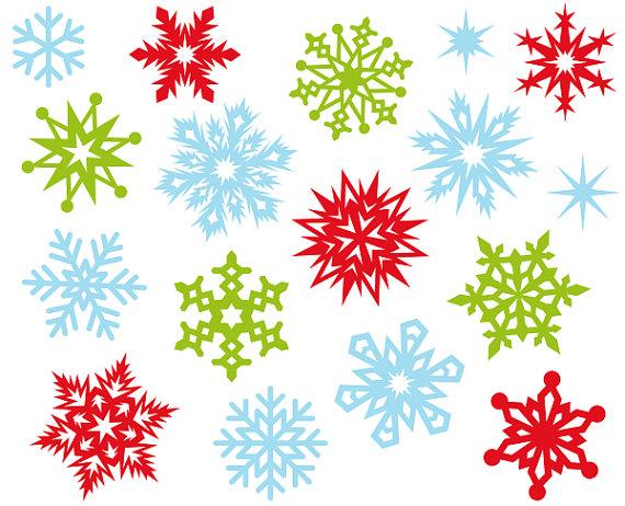 Christmas Clipart Snowflake.