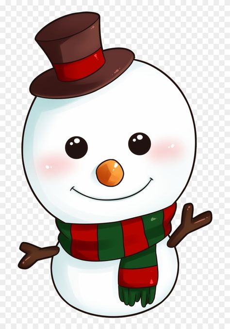 Clipart Christmas Snowman 8 Happy New Year Greetings.