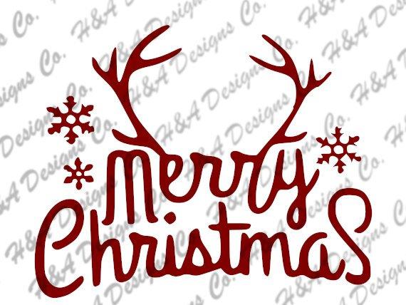 Merry Christmas Svg/Christmas Svg/Holiday Svg/Winter Svg.