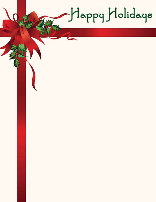 Free Christmas Stationary Cliparts, Download Free Clip Art.