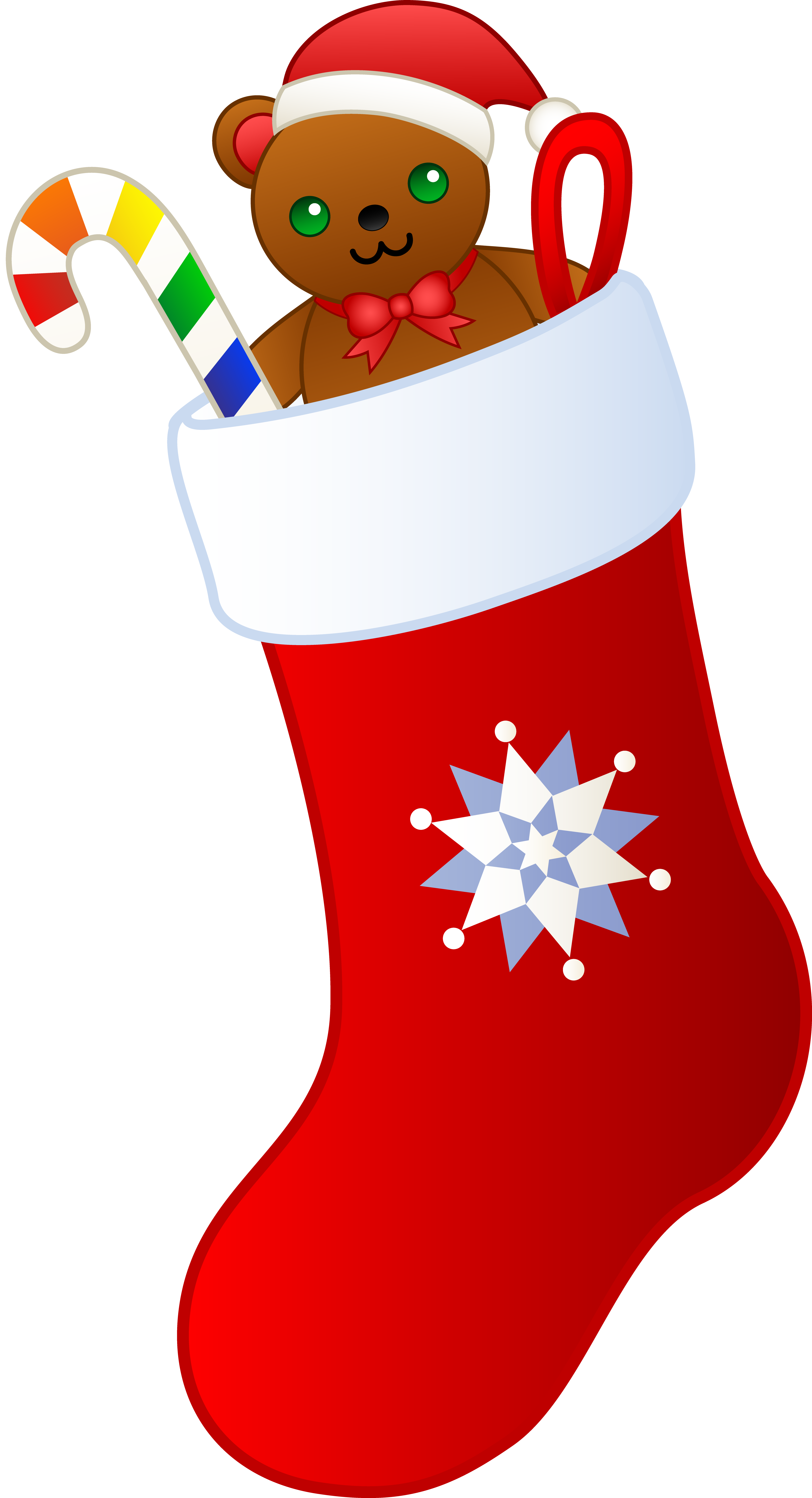 Christmas Toys Art : Christmas stocking with toys clipart clipground