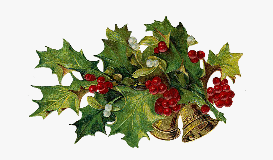 Christmas Clipart Victorian.