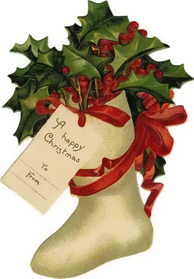 Christmas clipart victorian, Christmas victorian Transparent.