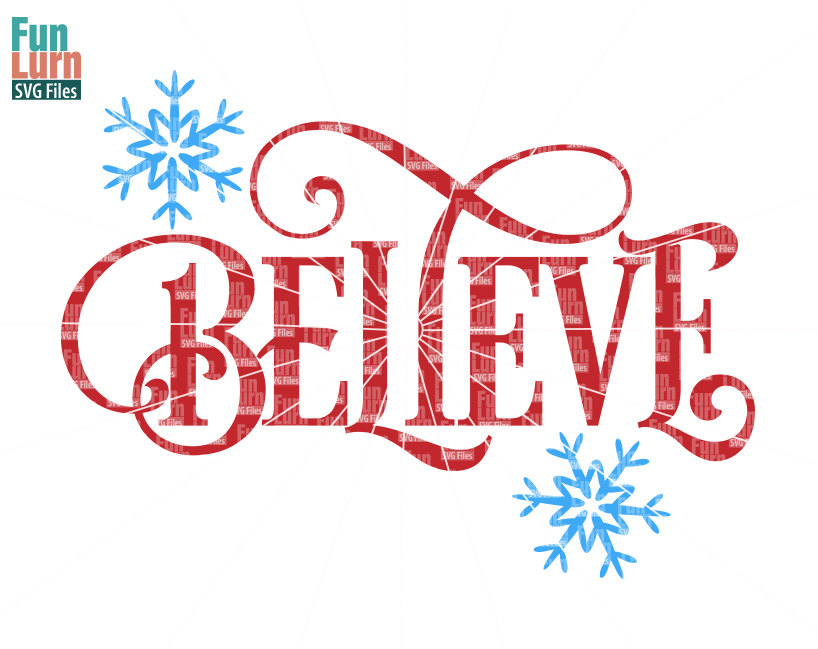 Christmas Word Art Clipart.