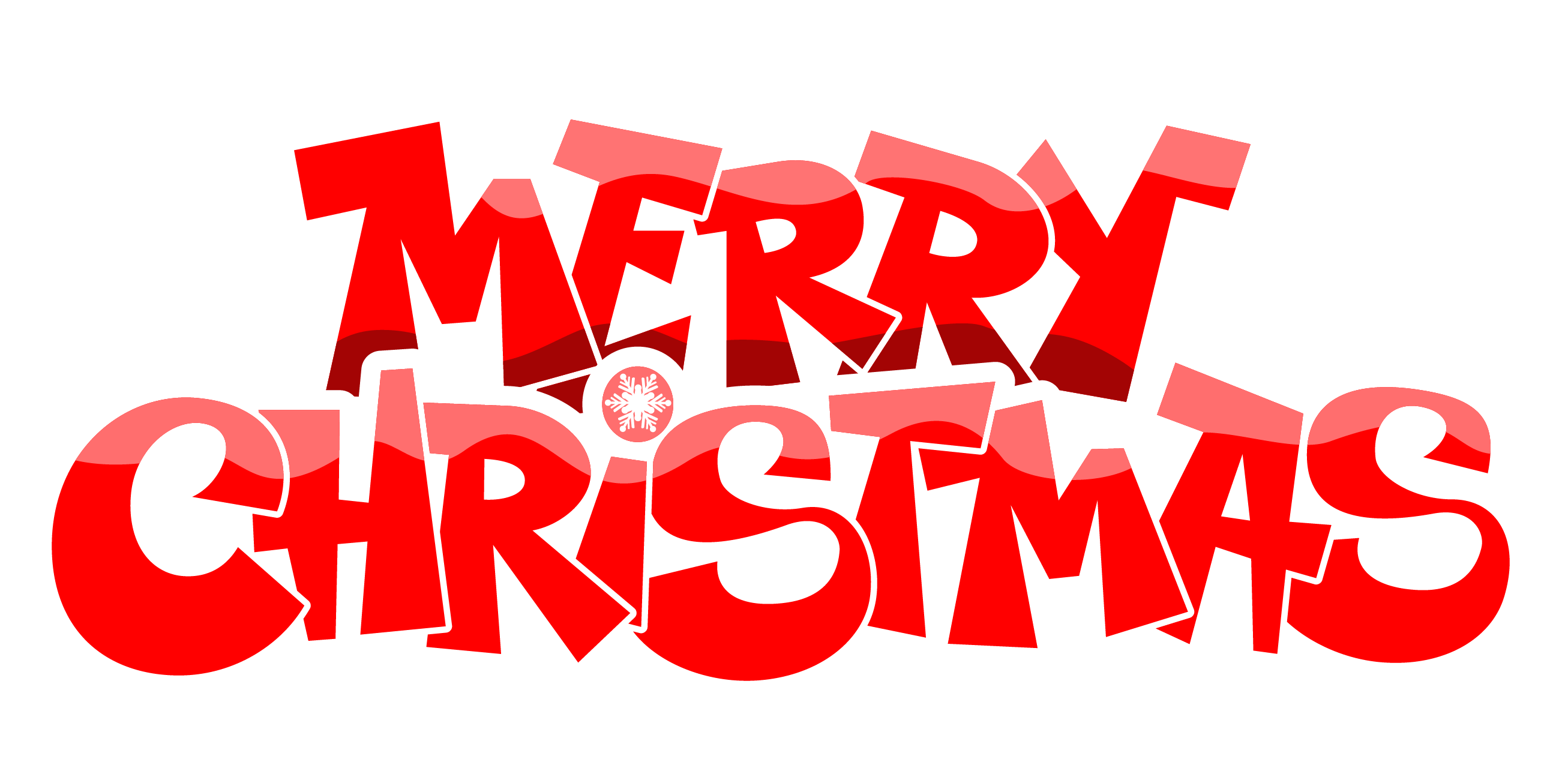 Merry christmas words merry christmas clip art words happy.