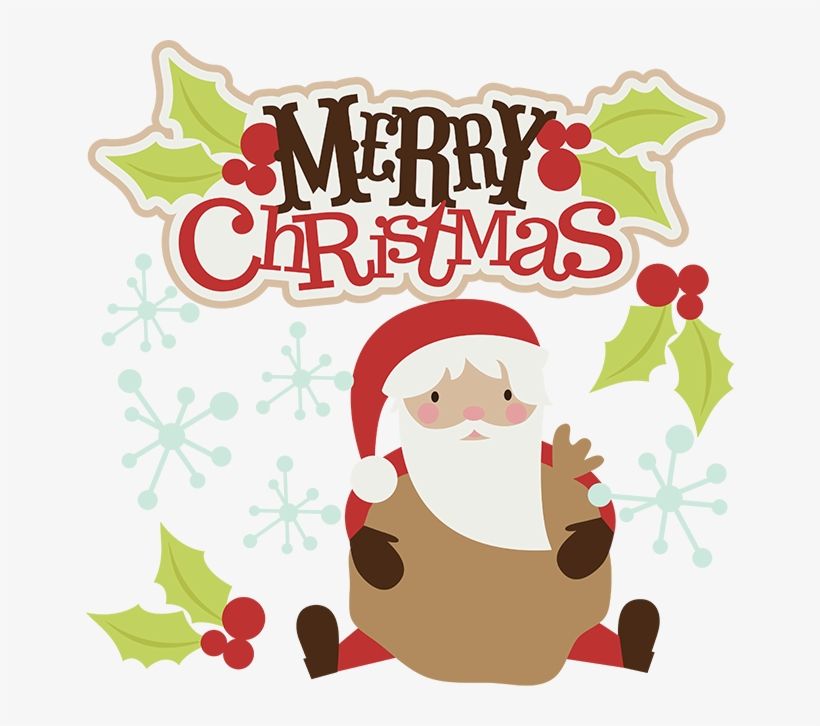 Merry Christmas Words Free Kid Merry Christmas Clipart.