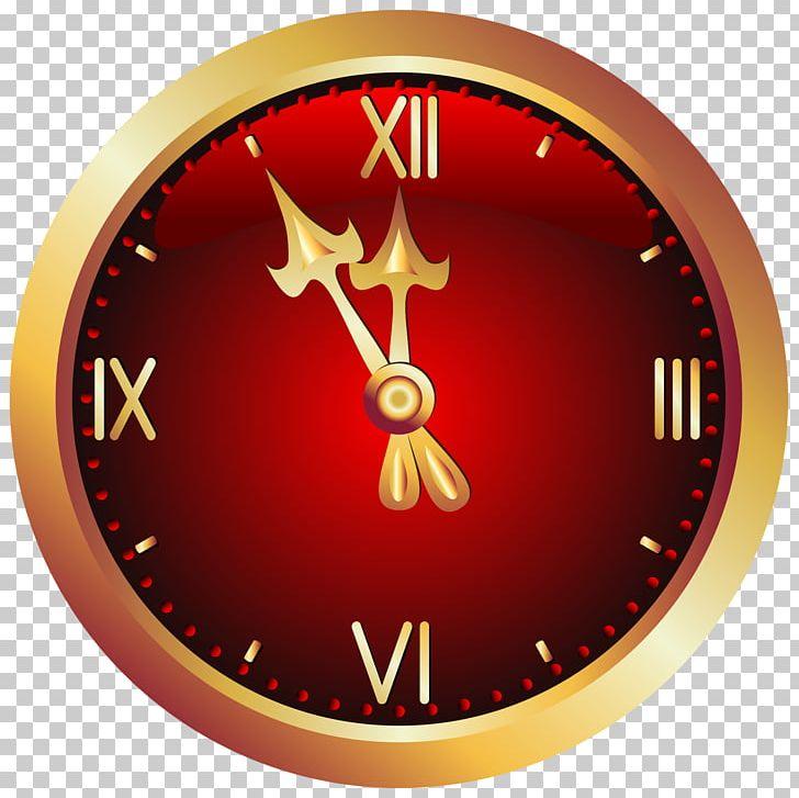 Clock Christmas PNG, Clipart, Alarm Clock, Christmas.