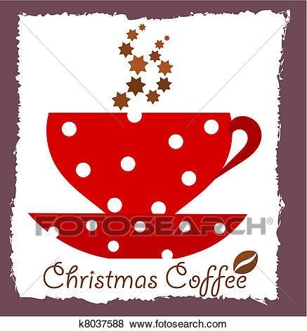 Christmas coffee clipart 3 » Clipart Portal.
