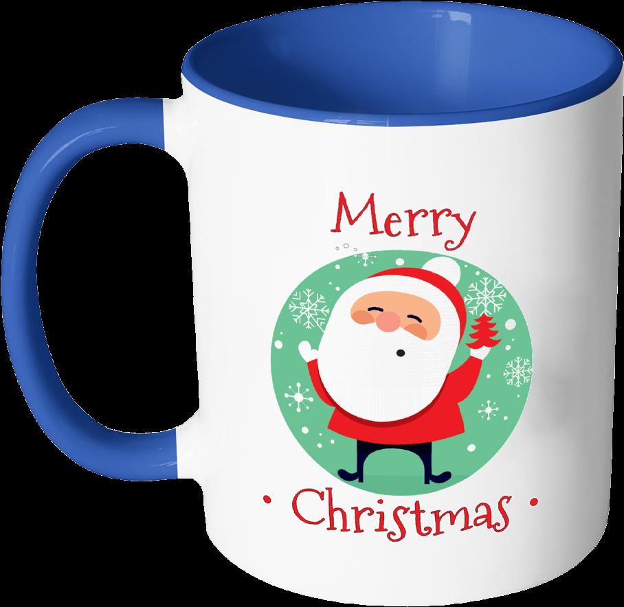 Christmas Coffee Clip Art.