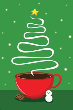 88 Best Christmas coffee images in 2018.