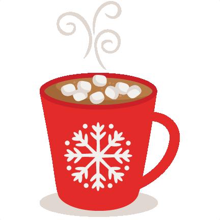 Christmas Mug Clipart.