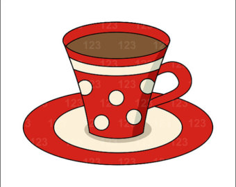 Christmas Coffee Mug Clipart.