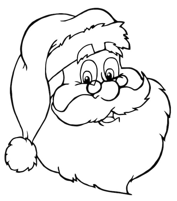 17 Best images about Christmas Coloring Pages on Pinterest.