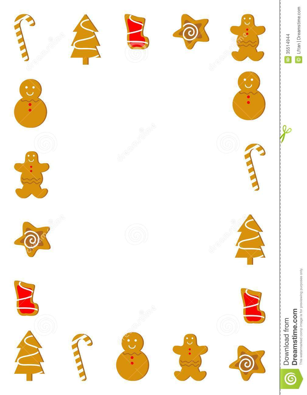 Christmas Cookies Images Clip Art (84+).