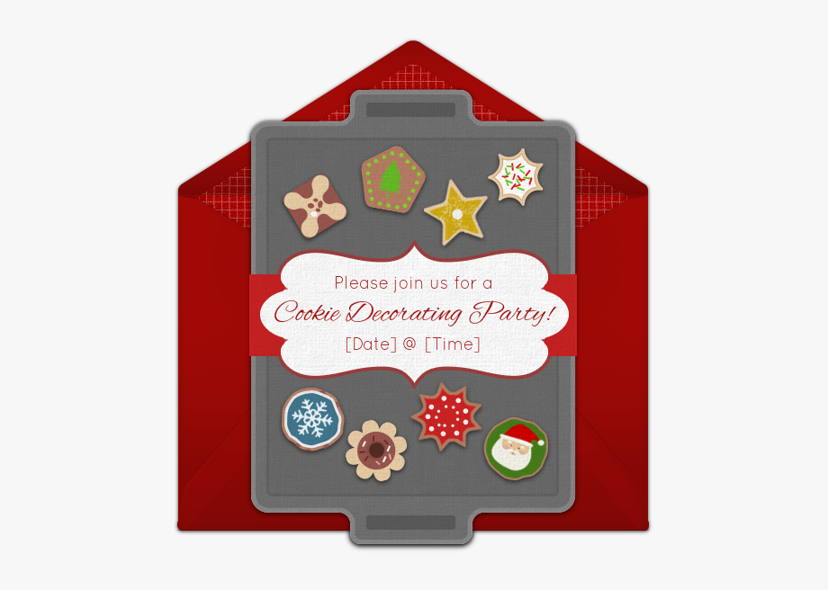 Free Cookie Exchange Invitations, Cliparts & Cartoons.