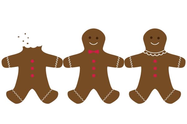30 Christmas Cookie Clip Art Vectors Download Free Vector Art.