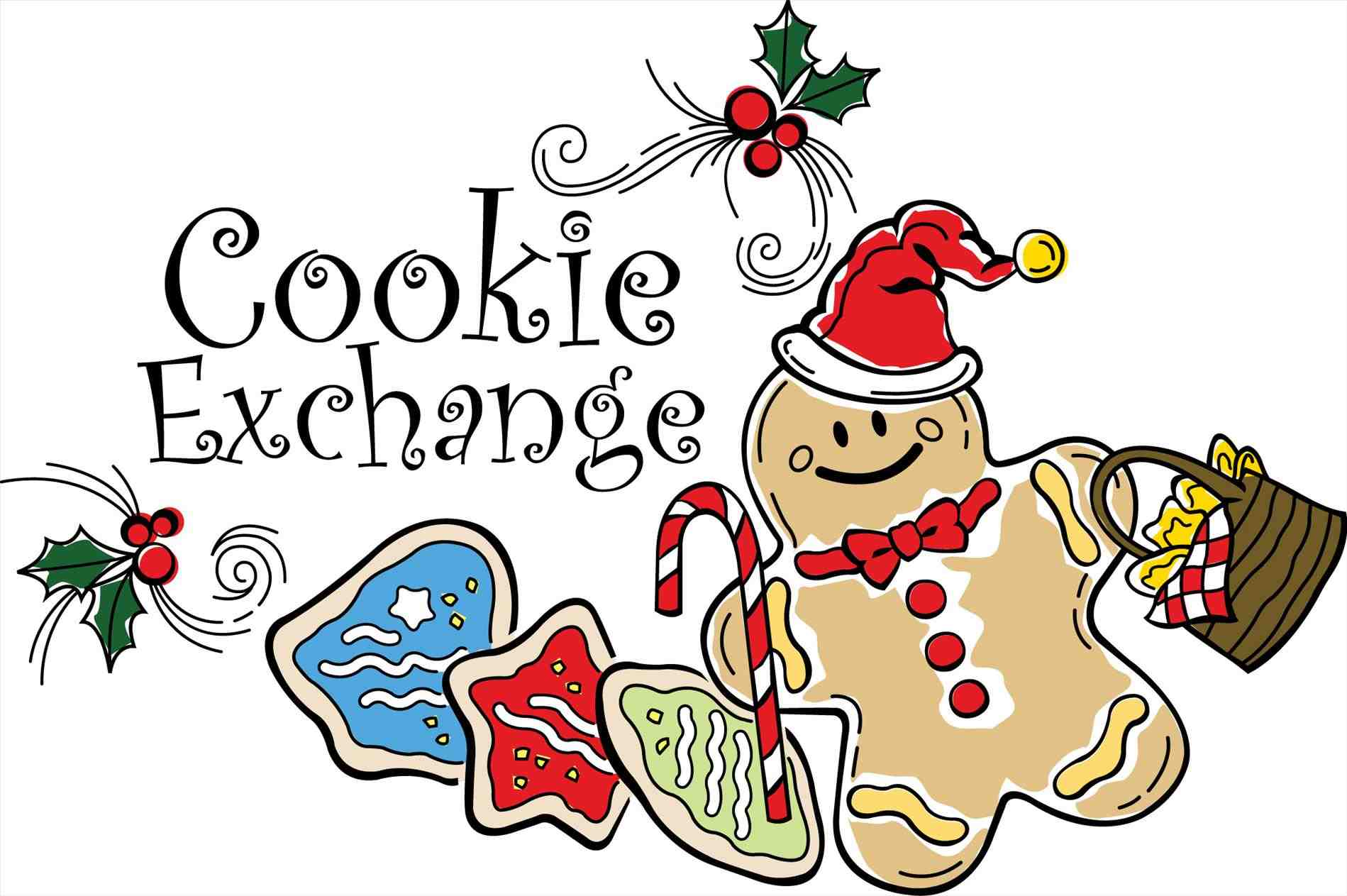 Free Gingerbread Clipart.