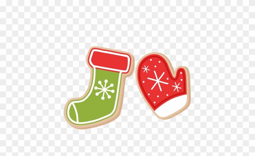 Christmas Cookies Scrapbook Clip Art Christmas Cut.