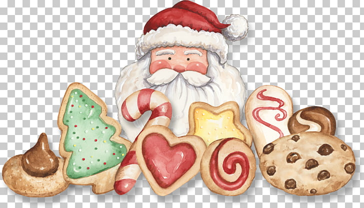 Lebkuchen Christmas cookie Santa Claus Biscuits, christmas.