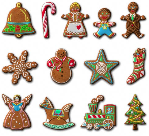 Christmas Cookies Png (104+ images in Collection) Page 2.