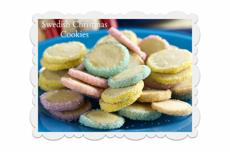 Swedish Christmas Cookie Recipe.
