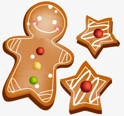 Christmas cookies png AbeonCliparts.