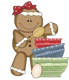 Free Christmas Baking Cliparts, Download Free Clip Art, Free Clip.