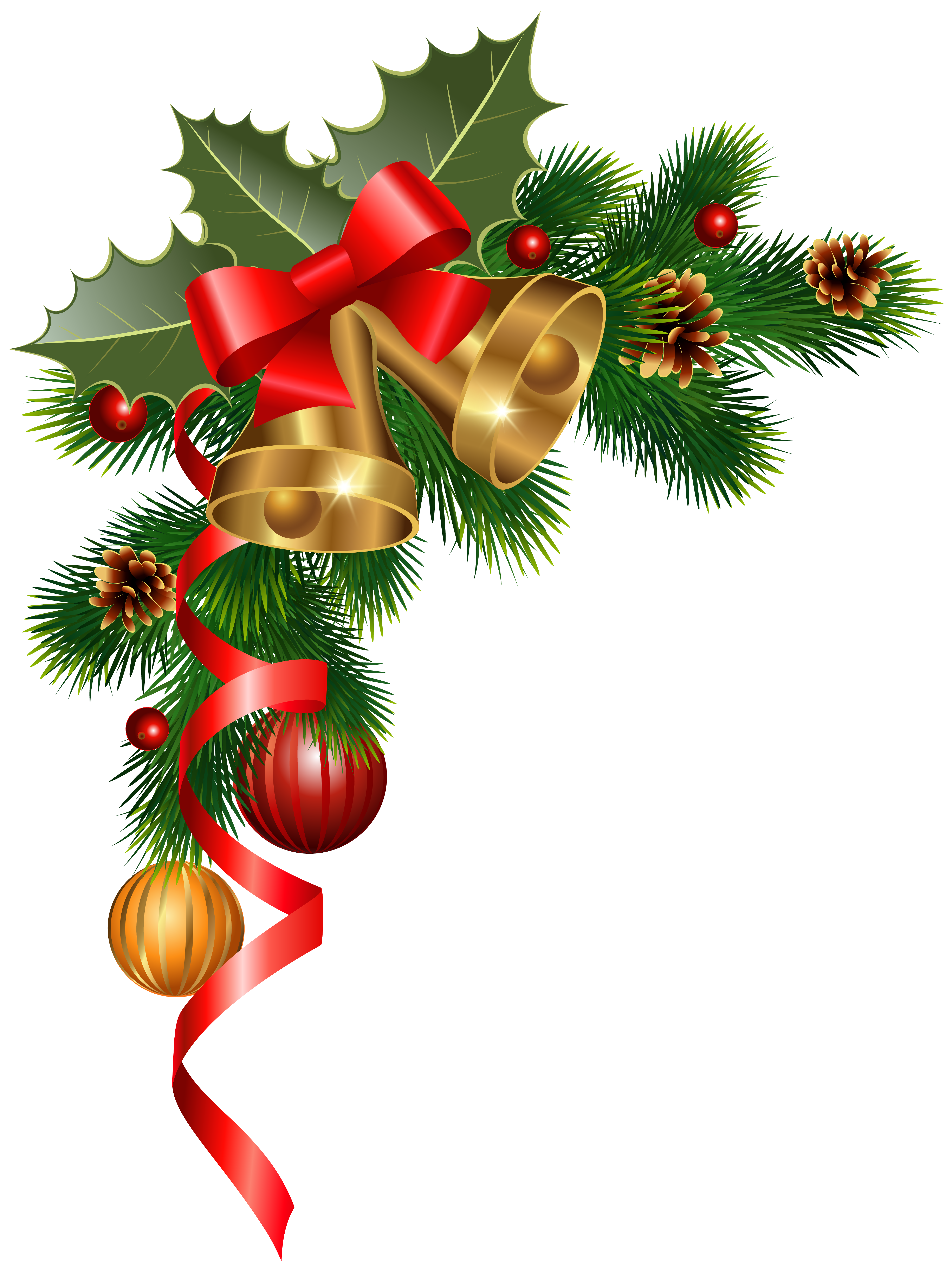 Christmas Corner Borders Images Pictures Becuo — Stock Image.