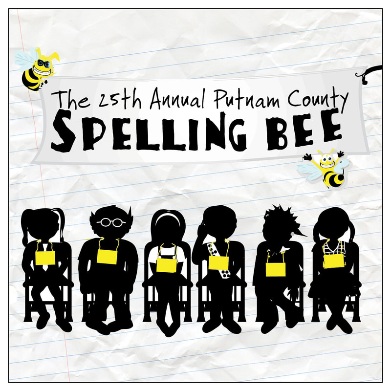 25TH ANNUAL PUTNAM COUNTY SPELLING BEE.