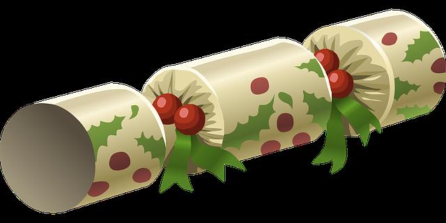 Free vector graphic: Christmas Cracker, Xmas, Christmas.