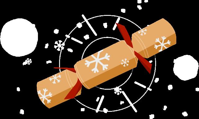 Christmas cracker png » PNG Image.