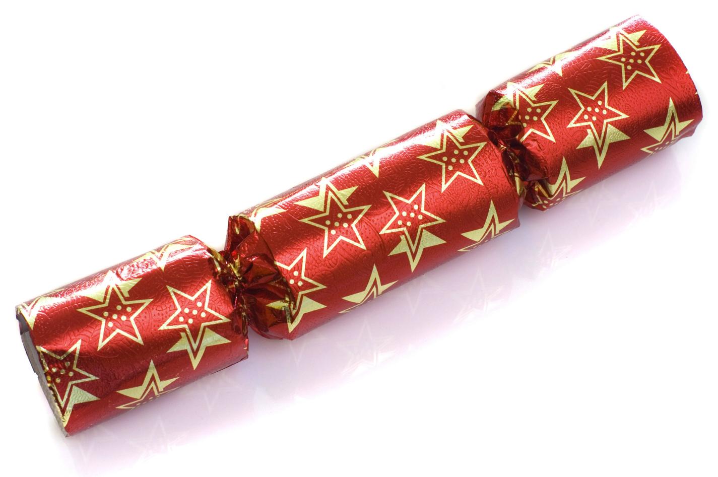Reusable Christmas Cracker.