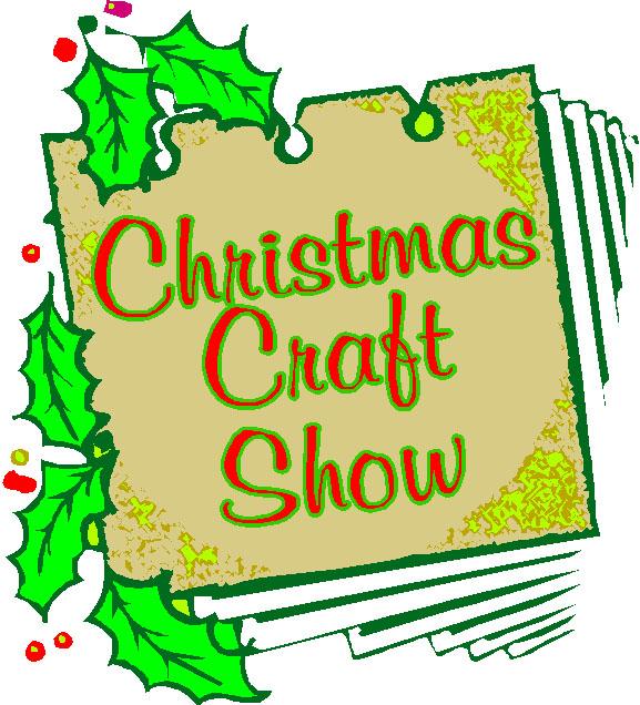 Christmas Craft Fair Clipart.