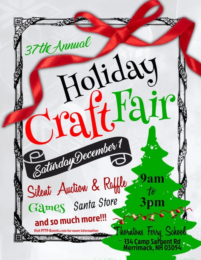 Holiday Craft Fairs In Nh.